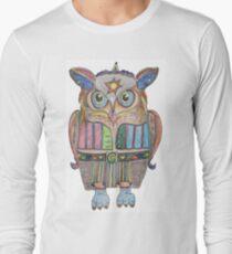 Cool Owl Long Sleeve T-Shirt