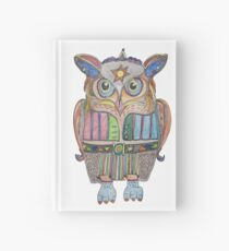 Cool Owl Hardcover Journal