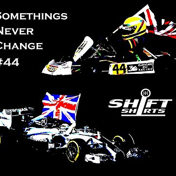 Shift Shirts Local Hero - Hamilton British Grand Prix Inspired by ShiftShirts
