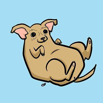 Potato Chihuahua by mochipanda