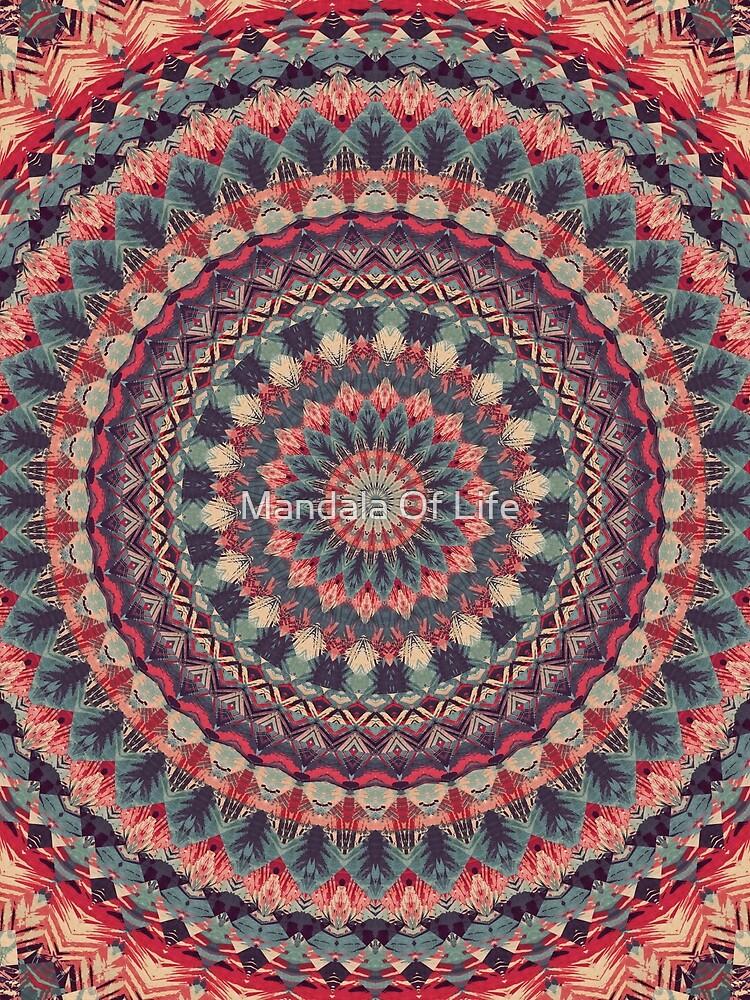 Mandala 126 von PatternsofLife