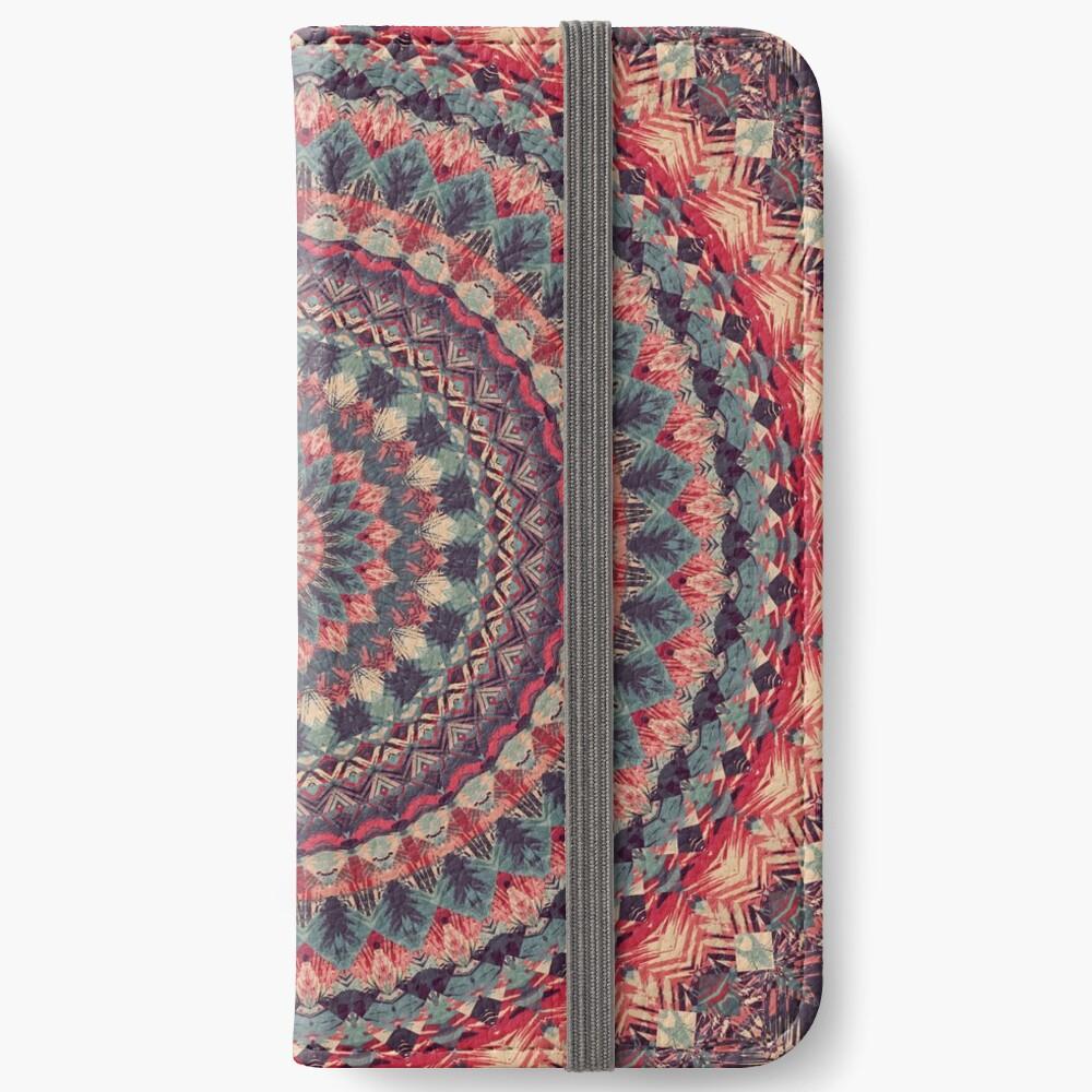 Mandala 126 iPhone Wallet