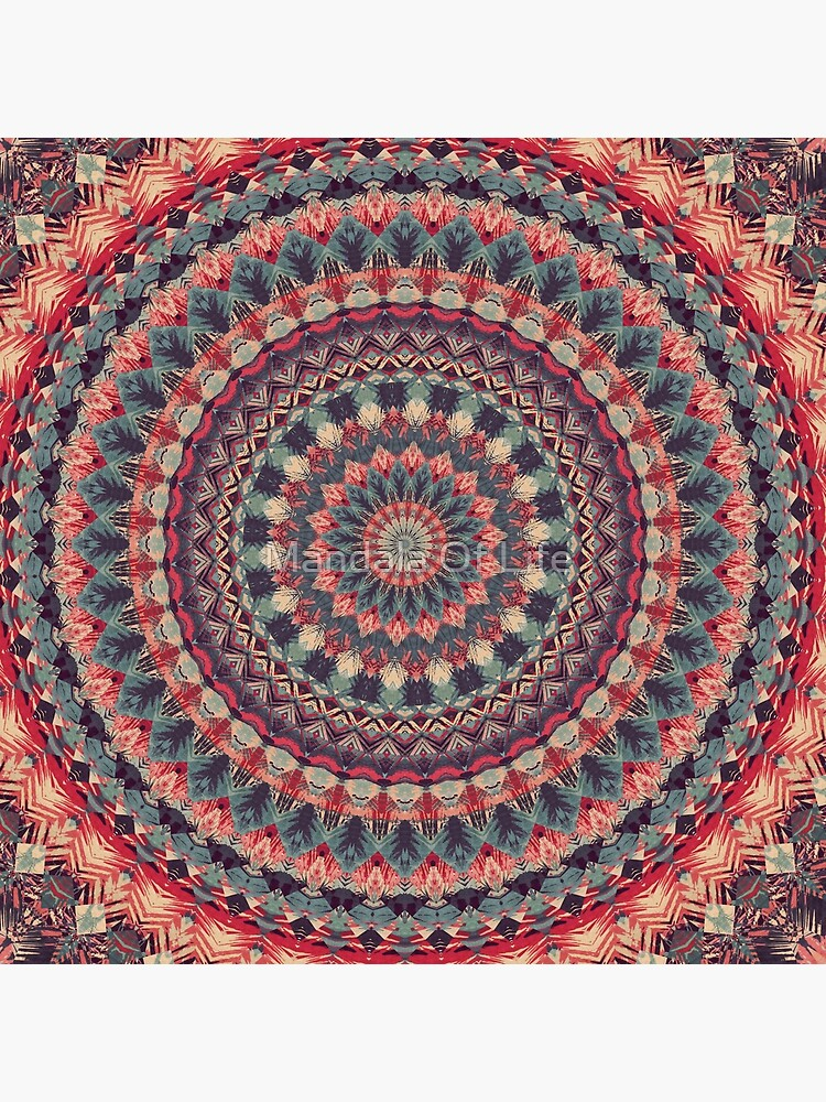 Mandala 126 by PatternsofLife