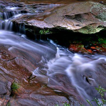 Lower Oxford Falls by scatrdjason