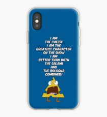 I am the cheese iPhone Case