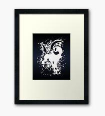 Absol Framed Print