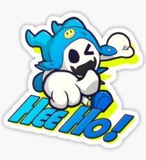 Jack Frost - Hee Ho Sticker