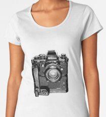 Nikon F3 Women's Premium T-Shirt