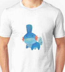 Skipper the Mudkip Unisex T-Shirt