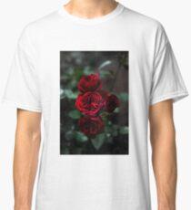 Red Roses T-Shirt Classic T-Shirt