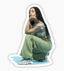 Jorja Smith Sticker