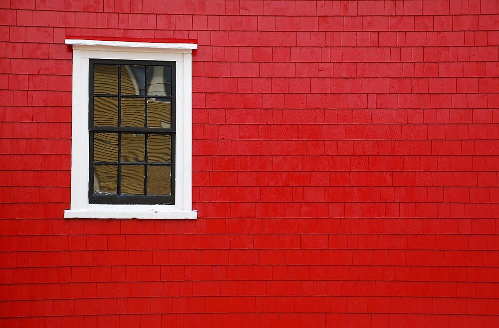 Adams & Knickle:  RED by Nancy Barrett