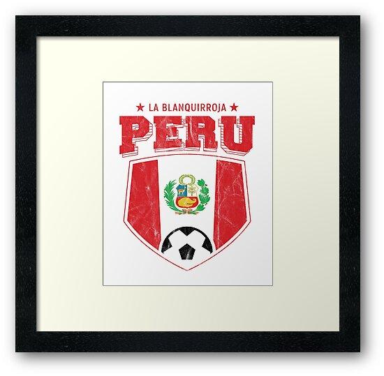 c3013bbfd82 2018 Peru Soccer Peruana Futbol World Soccer Flag