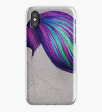 Magenta HiLites iPhone Case/Skin