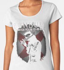Bunbury Ex Tour 17-18 Women's Premium T-Shirt
