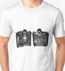 Nikon F3 Front and Back Unisex T-Shirt