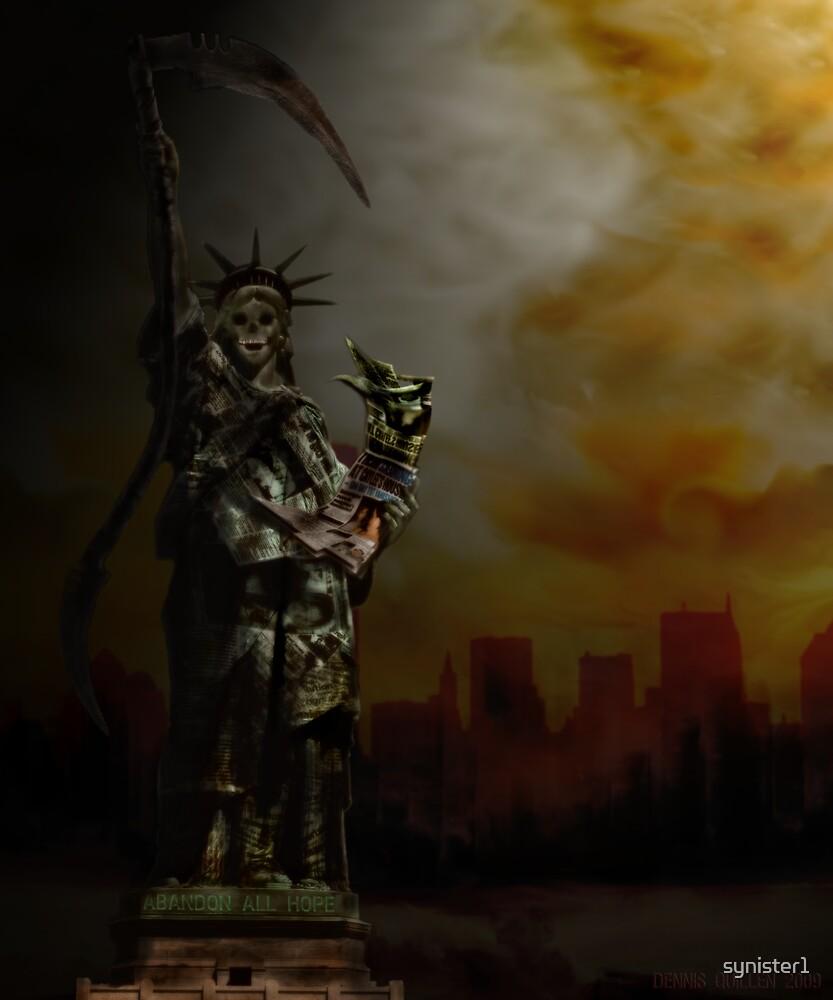 Amerykan Gothika von synister1