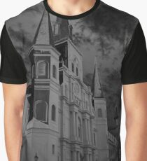 Haunted New Orleans Graphic T-Shirt