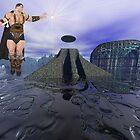 Great Waters, ich beschwöre dich bei Dream Garden Graphics von DreamGardenArt