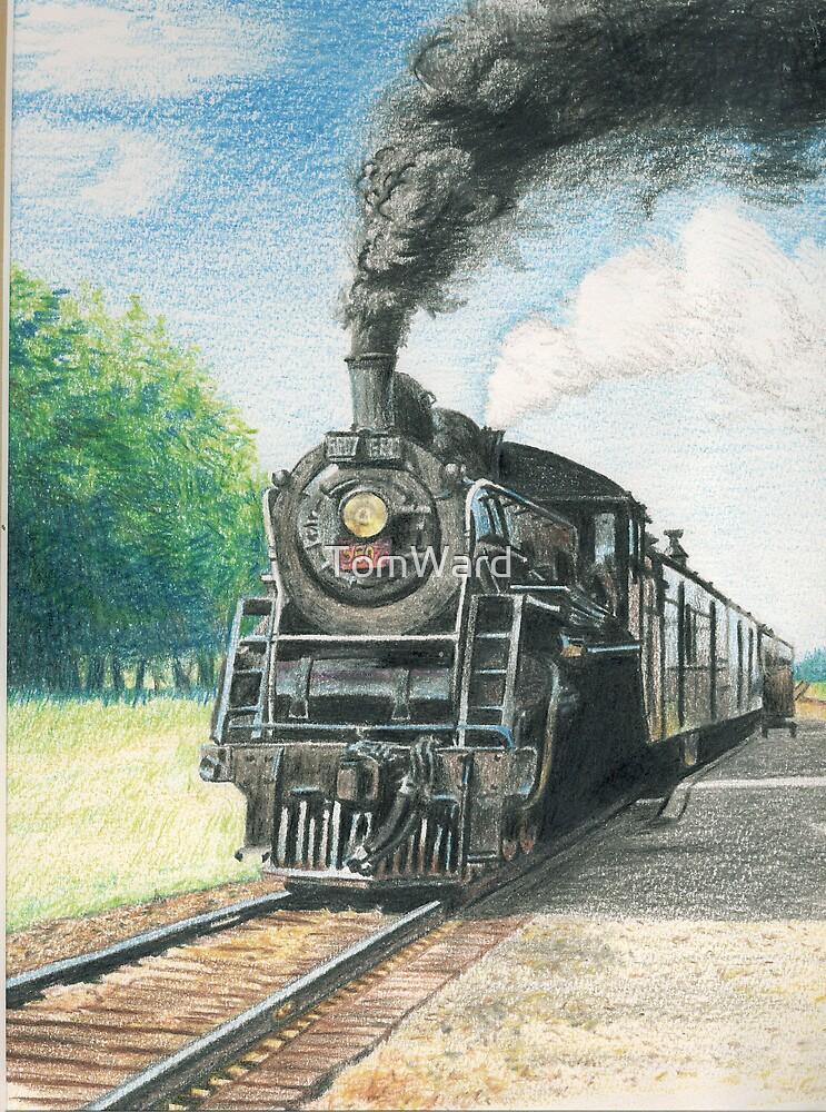 """""""Elora Station"""" by TomWard"""