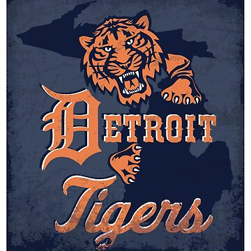 detroit tigers by Wingspan91089