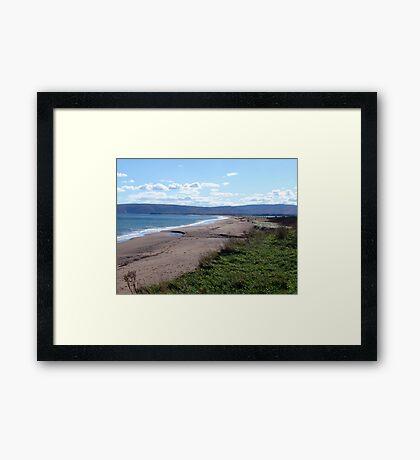 Aspy Bay and Beach Framed Print