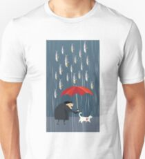 Kafka on the Shore Unisex T-Shirt