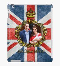 Royal baby iPad Case/Skin