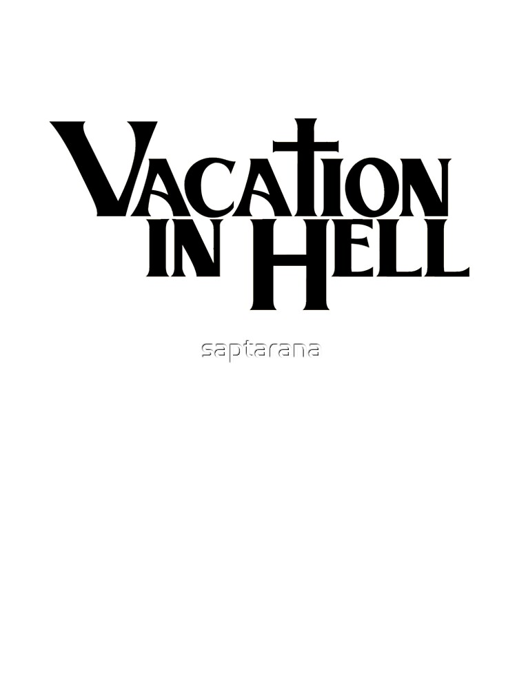 vacation in hell hip hop