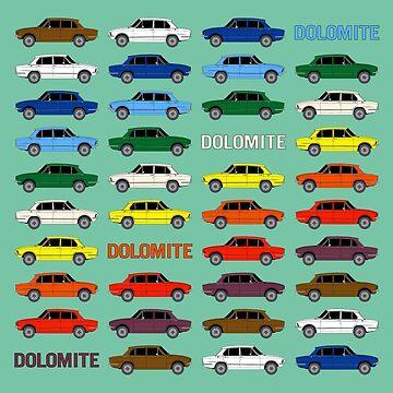 Triumph Dolomite Rainbow by UKMatt2000