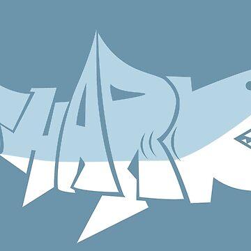 Shark-- by Wingspan91089