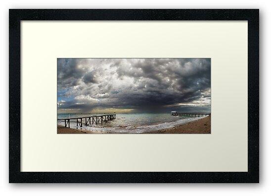 Sullivan Bay, Sorrento by Monica Cooke
