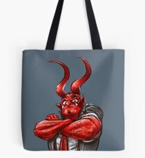 Luzifer Senior Tote Bag