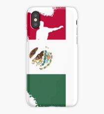 MEXICO RUSSIA 2018  T-SHIRT  iPhone Case
