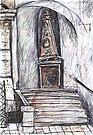 Paracelsus' Tomb by John Douglas