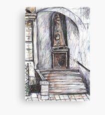 Paracelsus' Tomb Canvas Print