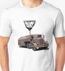 Duel 1971 Oil Tanker Unisex T-Shirt