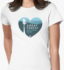 Love GFNP Women's Fitted T-Shirt