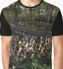 The battle of Epping Forest Graphic T-Shirt