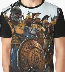 Ancient Warriors Graphic T-Shirt