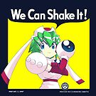 We Can Shake it! by coinbox tees