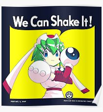 We Can Shake it! Poster