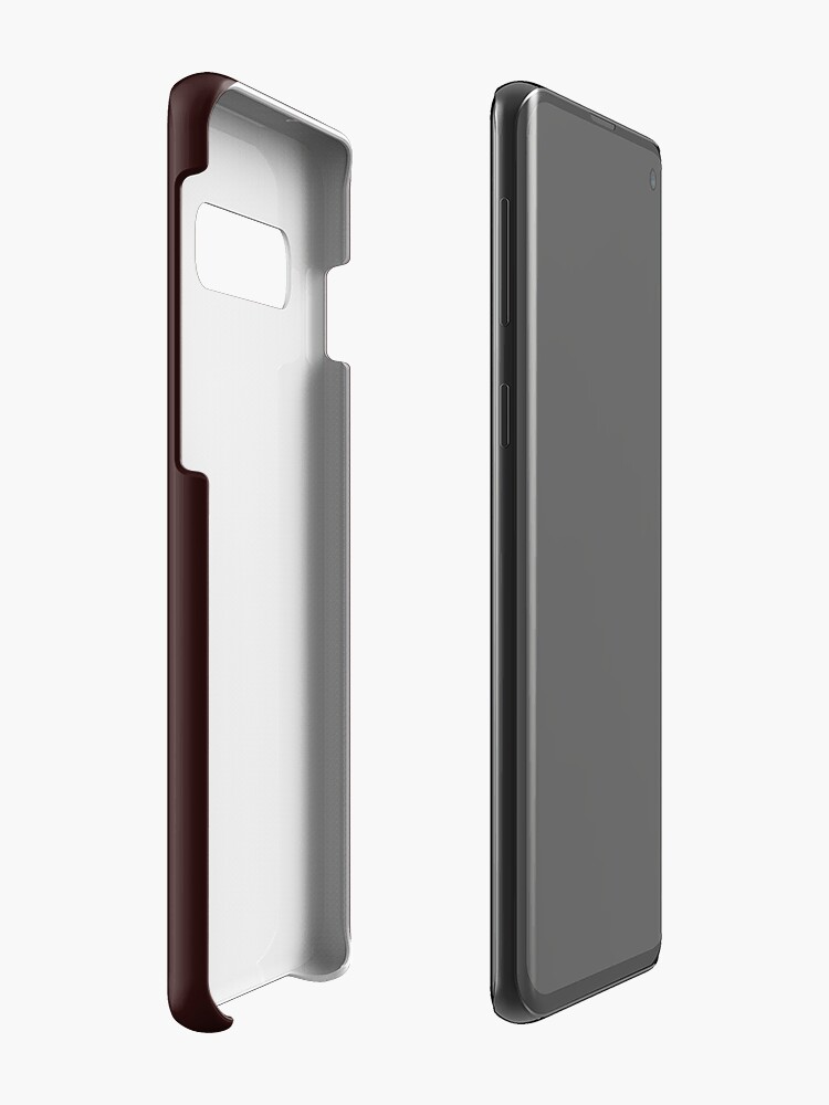 Alternate view of Blind Monk Case & Skin for Samsung Galaxy