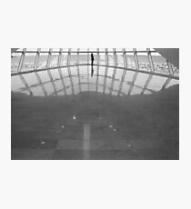 Calatrava Interior Photographic Print