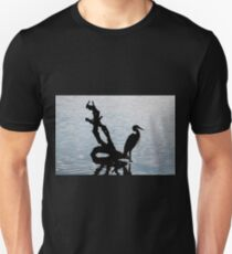 Silent Shadow Unisex T-Shirt