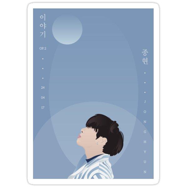 story op. 2, the second collection album - jonghyun