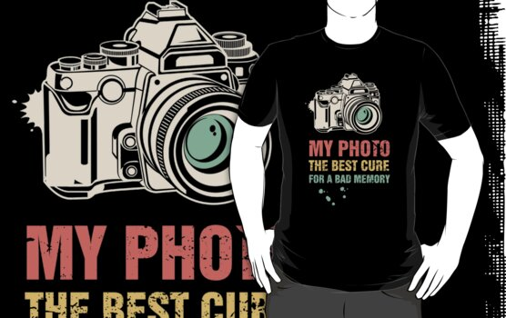 Funny design For Photographers and Camera Lovers