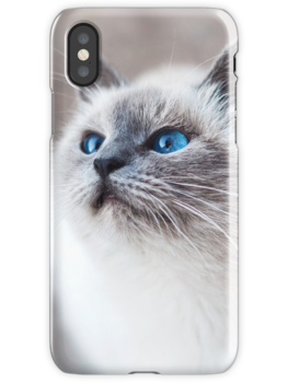 Cat look iPhone cases! beautiful product for Cats and pets  lovers