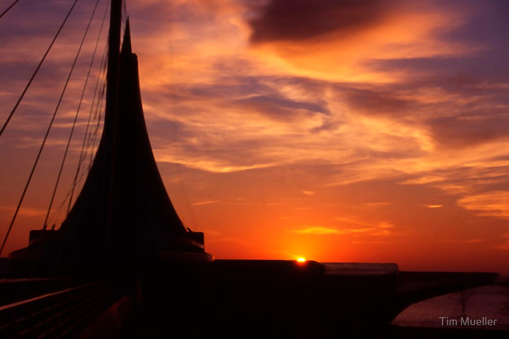 Calatrava Sunrise by Tim Mueller