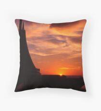 Calatrava Sunrise Throw Pillow